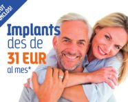 Implants, per gaudir d'un somriure sa i saludable