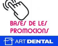 Bases de les promocions de la Clínica Art Dental pel 2018-2019