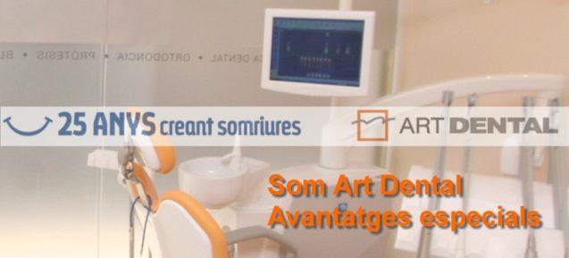 Amics d&#8217;<span>ART DENTAL</span>