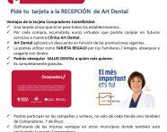 TARJETA Compradors Castellbisbal